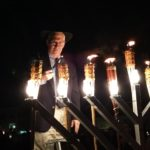 Holiday Parade - Lighting the Menorah