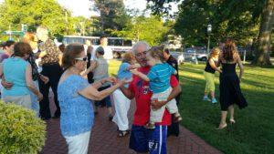 Dancing In Huyler Park