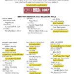 Tenafly Slate for 201 Best of Bergen