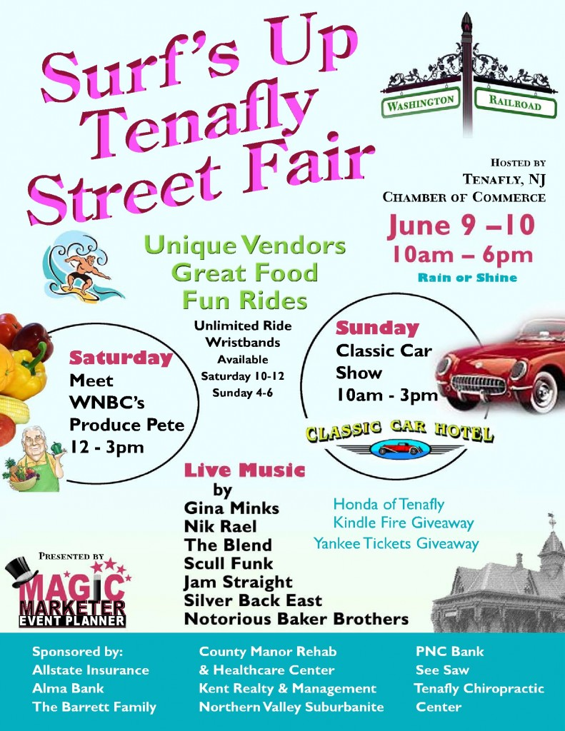 Street  fair This Weekend