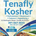 Kosher Deli Menu Cover Page