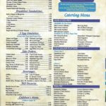 Kosher Deli Menu Page 3
