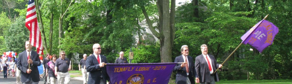 2011 Tenafly Memorial Day Parade Sponsored by the Elks